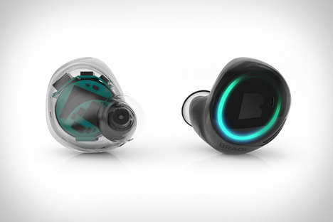 Versatile Smart Earphones - The Dash Smart Earphones Do More Than Just Deliver Music to Your Ears