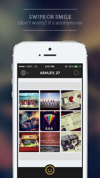 Insta-Dating Apps - Glimpse is a Photo Dating App That