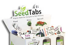 SeedTabs Make Gardening as Easy as Drinking Coffee