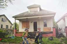 Literary House Giveaways - Write a House is a Non-Profit Project Encouraging Creativity in Detroit