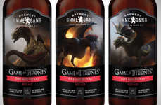 Dragon-Inspired Fantasy Libations
