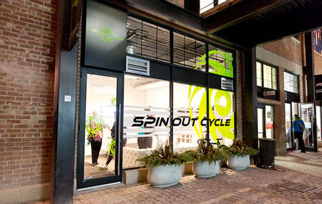 Gamified Competitive Cycling Classes - Spinout Cycle is Changing the Face of Cycling