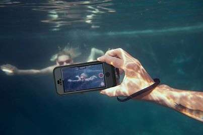 Durably Waterproof Smartphone Cases - The Preserver Series Waterproof Cases are Built Strong