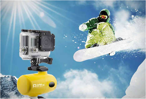 360-Scanning Camera Mounts - The New AIMe Robotic Device Literally Does All the Work for You