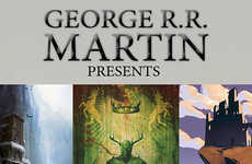 George R.R. Martin is Hosting the Winter is Coming Art Show