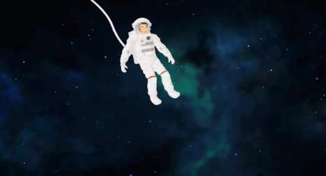 Animated Movie Parodies - This Hilarious Gravity Parody Sums the Film Up in 60 Seconds