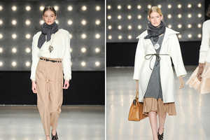 The Milly Fall 2014 Line Features Beautifully Fitted Ensembles