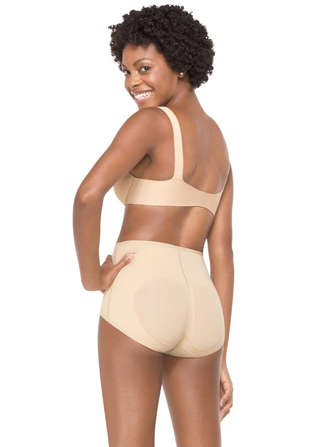 Butt-Lifting Underwear - The Spanx Trust Your Thinstincts Booty Bra Maintains Its Fullness