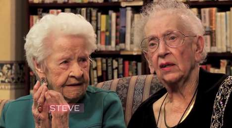 Elderly Pop Culture Explanations - These 100-Year-Old Ladies Explain Selfies and Justin Bieber