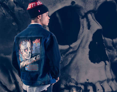New York Hipster Lookbooks - The Mishka Spring 2014 Collection is Chic and Grunge
