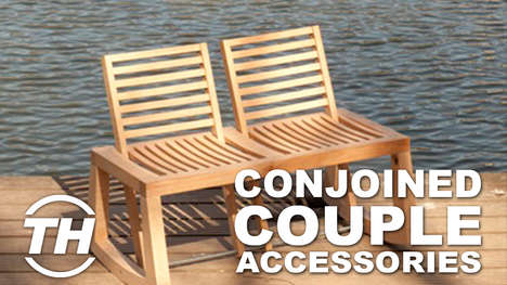 Conjoined Couple Accessories - Jaime Discusses Valentine