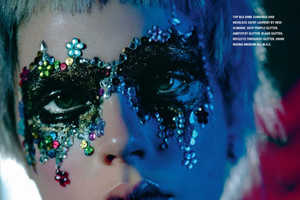 The i-D Mag Spring 2014 Issue is Blinged Out