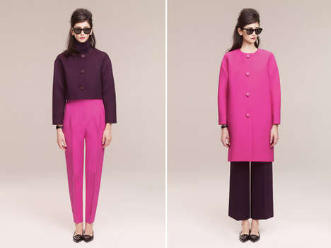 Suave 60s Sartorials - The Lyn Devon Fall 2014 Collection Appeals to Traditional Tastes