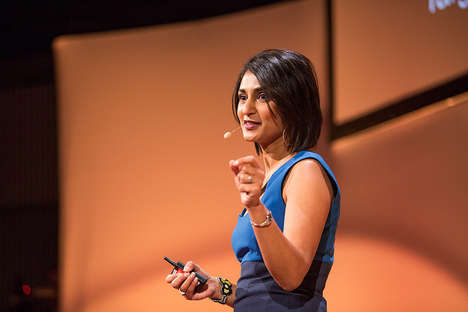 Creating Unique Voice Technology - Rupal Patel Promotes Voice Tech in Her Personalized Speech Talk