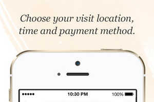 The Vênsette App Enables Users to Order Beauty Services
