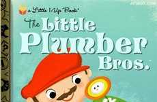 Videogame Nursery Book Modifications