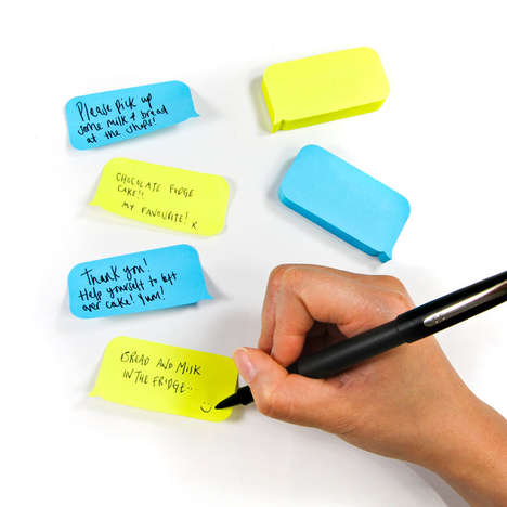 Text Messages Sticky Notes