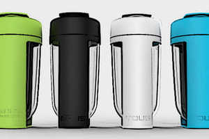 Get Your Lift on with the MOUS Shaker Bottle