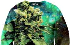 Illicit Space Debris Sweaters