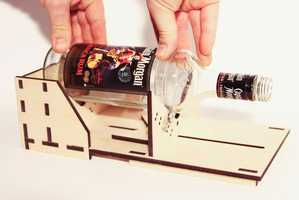 The C&C Bottle Cutter Can Slice with Precision