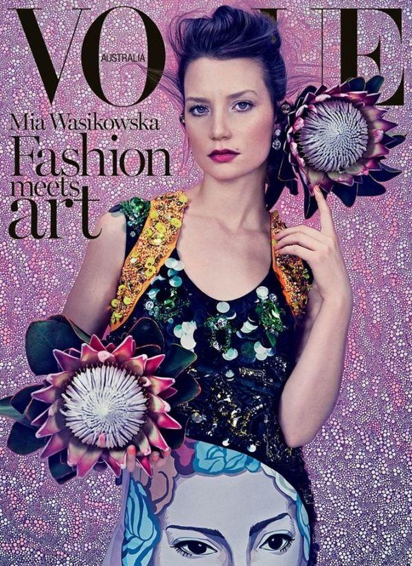 Vogue Australia editorial