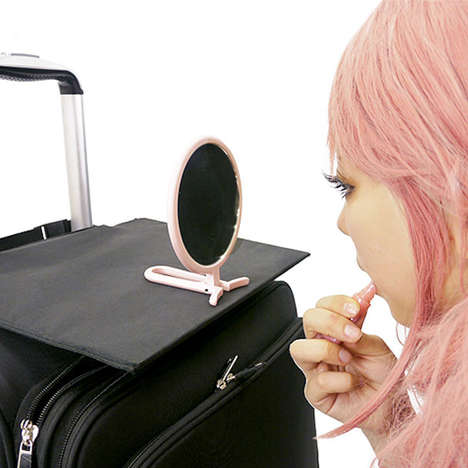 Cosplayer-Specific Suitcases - The Coscase Was Developed Just for Cosplay Conventions