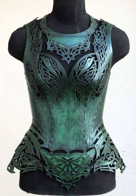 Battle-Ready Celtic Corsets - Andrew Kanounov