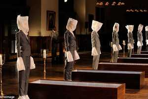 The Thom Browne 2014 Religious Fashion Show Shocked Viewers