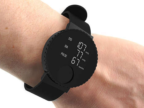 Hidden Pill Compartment Watches - Never Forget to Take Your Medication with the Pill Watch