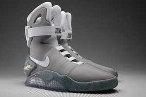 Nike Brings It Back to the Future with the Re-Release of the Nike MAG