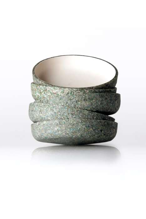 Currency-Made Bowls - Money Bowls by True Latvia are Exquisitly Symbolic and Functional