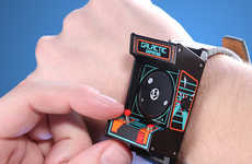 The Classic Arcade Wristwatch Almost Lets You Play Asteroids