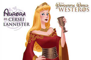 Artist Sam Tsui Turns Disney Princesses into Game of Thrones Characters
