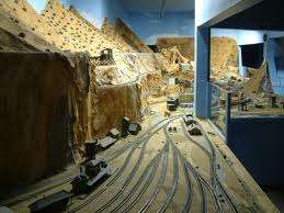 Massive Miniature Train Attractions - Northlandz is the World