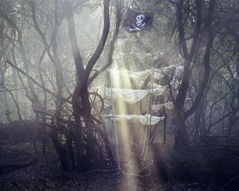 Fantasy Forest Photography - And Then by Jo Metson Scott Explores the Imagination of Children