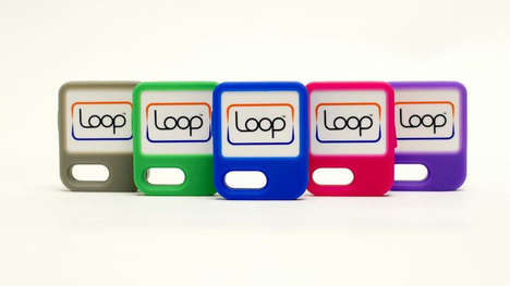 Virtual Credit Card Carriers - The 'Loop' Stores Your Credit Card Information for On-the