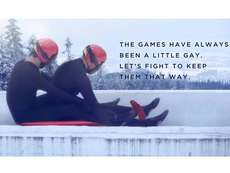 66 Olympics-Inspired Ads - From Glitchy Cars to LGBT Luging, the Sochi 2014 Olympics Has It All