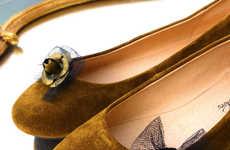 23 Brillant Ballet Flats