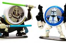These Star Wars Yo-Yo Stands Turn Toys into Jedis
