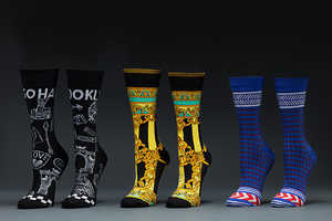 Stance Collaborated with Santigold to Create a Collection of Vibrant Socks