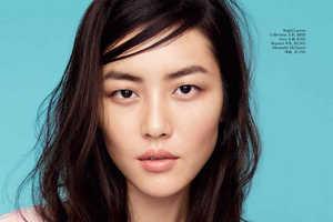 Miguel Reveriego Captured Liu Wen for Vogue Australia February 2014