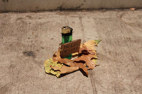 Gut-Wrenching Abandoned Item Photographs - Yoonjin Zoonzin Lee's Little Lost Project is Tragic