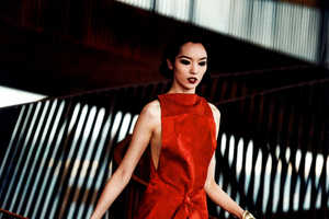 Peter Lindbergh Captures Fei Fei Sun for Vogue US March 2014