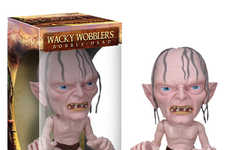 These Hobbit Bobble Head Toys are Fun Pieces of Movie Memorabilia