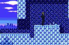 8-Bit Movie Summaries - The Inception 8-Bit Video Summarizes the Movie into a Video Game