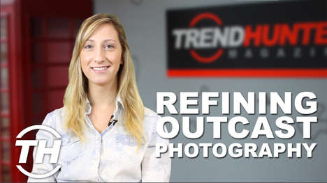 Refining Outcast Photography - Kristina Talks About Rosie Holtom