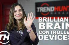 Brilliant Brain-Controlled Devices - Farida Helmy is a Die-Hard Fan of the OpenBCI Project