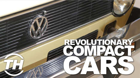 Revolutionary Compact Cars - Volkswagen Steals Hearts At the Candian International Auto Show