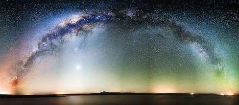 Spectacular Starry Sky Photography - Nicholas Buer Captures the Breathtaking Beauty of the Universe