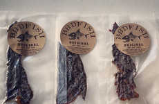 Cannabis-Infused Beef Jerky